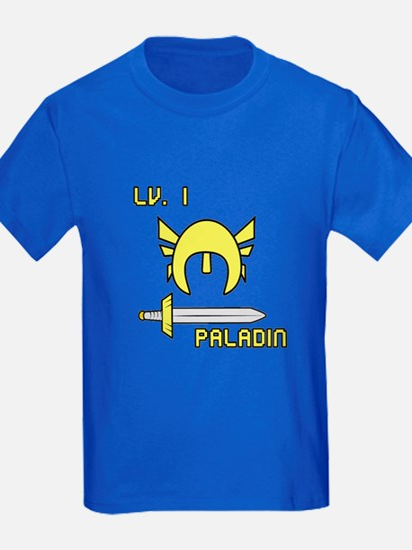 Level 1 Paladin T