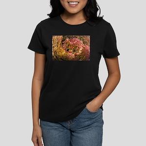 fall colors Women's Dark T-Shirt