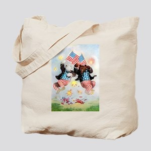 Roosevelt Bears Get Patriotic Tote Bag