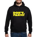 Don't Panic Hoodie (dark)