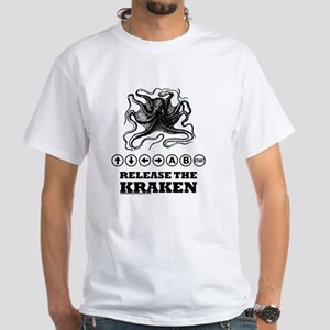 Kraken Release Cheat Code T-Shirt