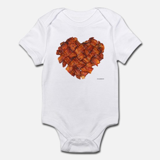 Bacon Heart - Infant Bodysuit