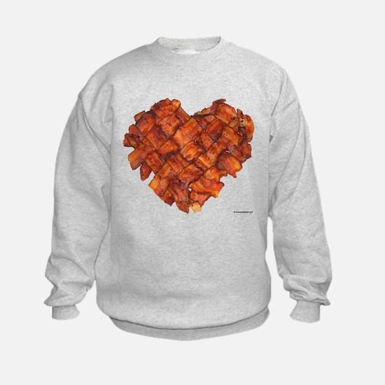 Bacon Heart - Sweatshirt