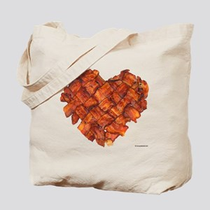 Bacon Heart - Tote Bag