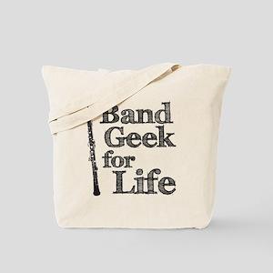 Oboe Band Geek Tote Bag