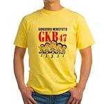 GKB47 Yellow T-Shirt