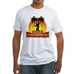 Official MuscleBeachVenice Lo Fitted T-Shirt