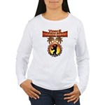 MuscleBeachVenice Tribal Women's Long Sleeve T-Shi
