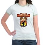 MuscleBeachVenice Tribal Jr. Ringer T-Shirt