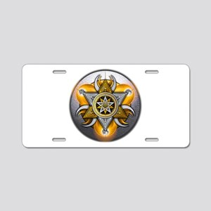 Pagan God & Goddess Aluminum License Plate