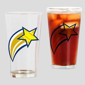Shooting Star Drinking Glass