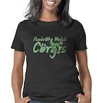 greenpaws_corgi Women's Classic T-Shirt