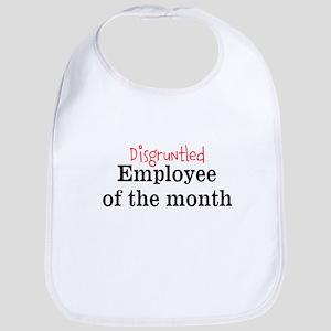 Disgruntled Employee Bib