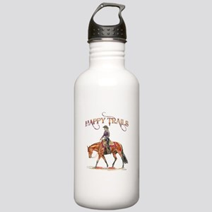Happy Trails Stainless Water Bottle 1.0L