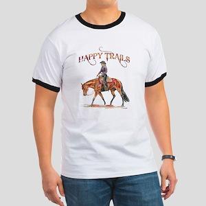 Happy Trails Ringer T