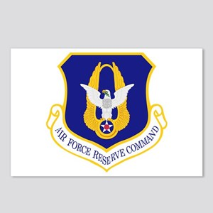 Air Force Reserve Command Postcards (Package of 8)