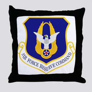 Air Force Reserve Command Throw Pillow