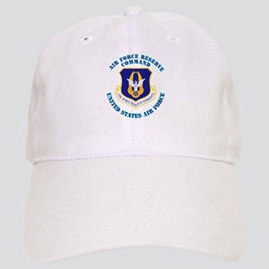 Air Force Reserve Cmd with Text Cap