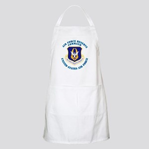 Air Force Reserve Cmd with Text Apron