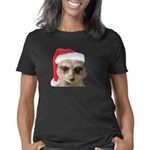 Santa Meerkat Women's Classic T-Shirt