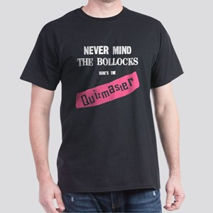 Punk Quizmaster Dark T-Shirt