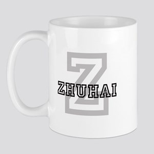 Letter Z: Zhuhai Mug