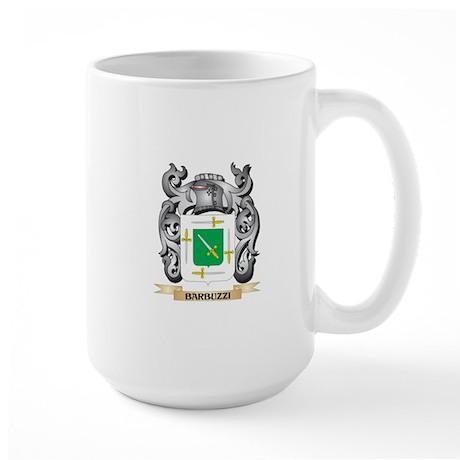 Barbuzzi Family Crest - Barbuzzi Coat of Arms Mugs