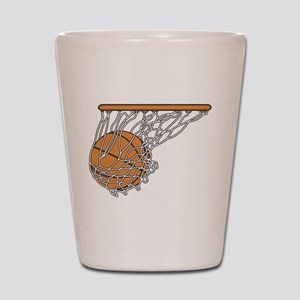 Basketball117 Shot Glass