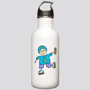 Football121 Stainless Water Bottle 1.0L