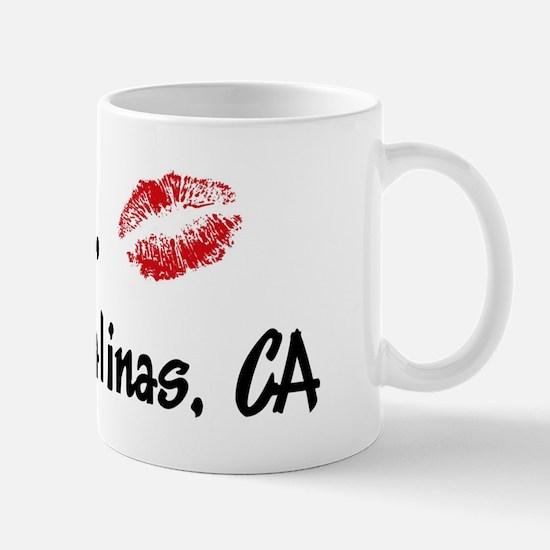 Kiss Me: Salinas Mug