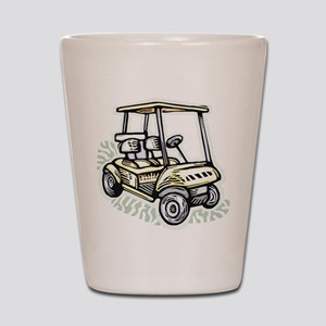 Golf34 Shot Glass