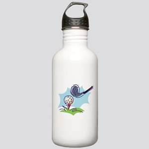 Golf24 Stainless Water Bottle 1.0L