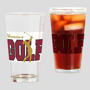 Golf7 Drinking Glass