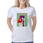 New Orleans Jazz Print Women's Classic T-Shirt