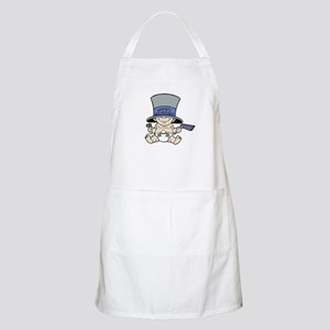 New Year's Baby Apron
