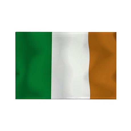 Flag of Ireland Rectangle Magnet