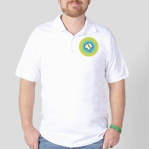 Thumbs Down Golf Shirt