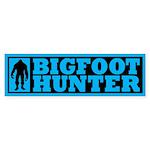 Finding Bigfoot - Hunter Sticker (Bumper 50 pk)