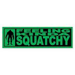 Finding Bigfoot - Squatchy Sticker (Bumper 10 pk)