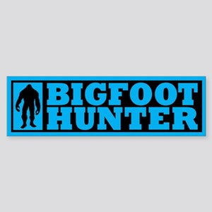 Finding Bigfoot - Hunter Sticker (Bumper)