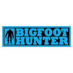 Finding Bigfoot - Hunter Sticker (Bumper)