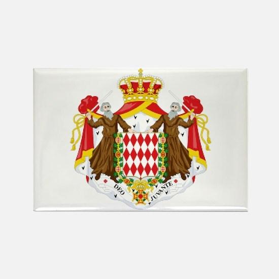 Monaco Rectangle Magnet