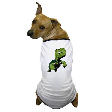 Tough Turtle Dog T-Shirt