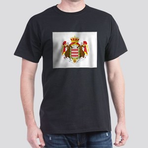 Monaco Black T-Shirt
