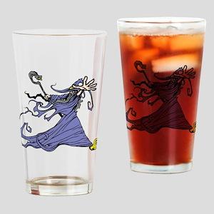 Magic Wizard Drinking Glass
