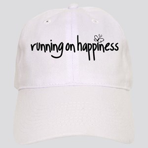 running on happiness Cap