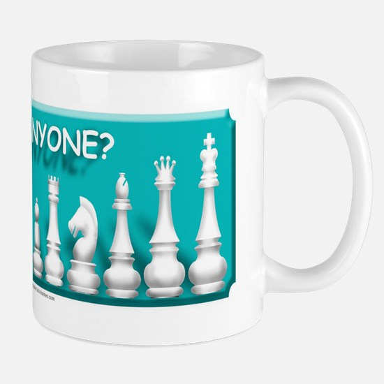 Chess Anyone? Mug