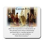 1983 CIC Canon 915 Mousepad