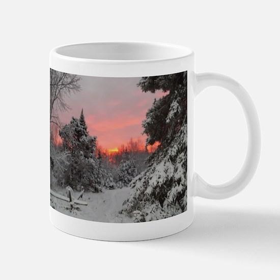 Winter Glow / Mug