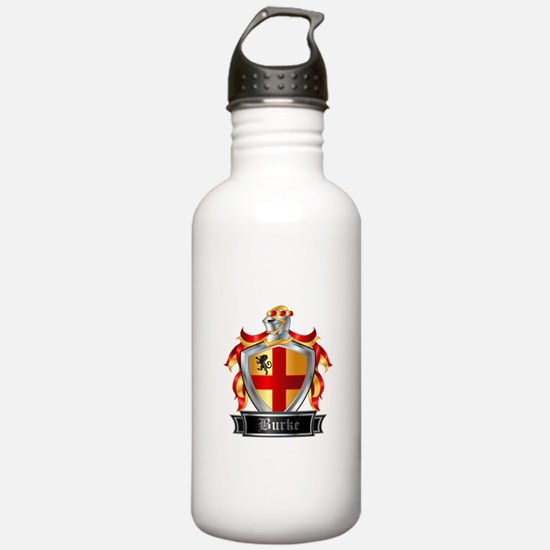 BURKE COAT OF ARMS Water Bottle